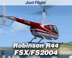 Flying Club Robinson R44 Helicopter