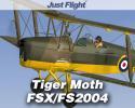 Tiger Moth for FSX/FS2004