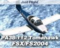 Flying Club PA38-112 Tomahawk for FSX/FS2004