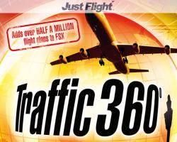 Traffic 360 (AI-Traffic) for FSX/Prepar3D