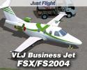 VLJ Business Jet for FSX/FS2004
