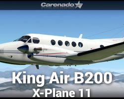 Beechcraft King Air B200 HD Series 11