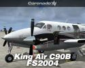 Beechcraft King Air C90B for FS2004