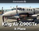 Beechcraft King Air C90GTx for X-Plane