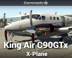 Beechcraft King Air C90GTx for X-Plane