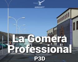 Canary Islands Professional: La Gomera Scenery for P3D