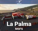 La Palma Airport (GCLA) Scenery or MSFS