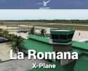La Romana (MDLR) Airport Scenery for X-Plane