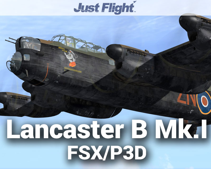 Lancaster B Mk I for FSX/P3D