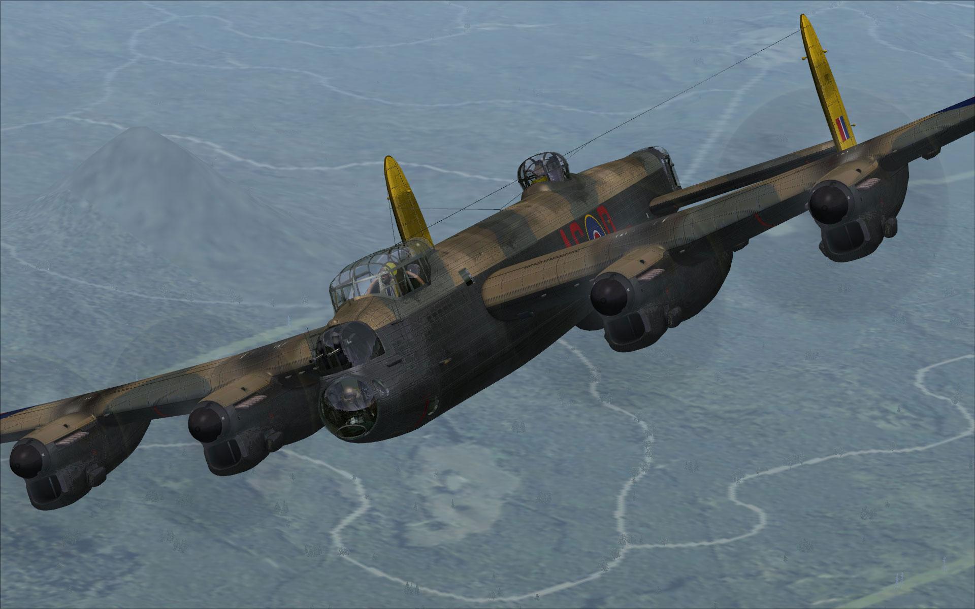 Lancaster for FSX/FS2004