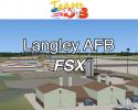 Langley Air Force Base Scenery for FSX
