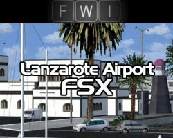 Lanzarote (GCRR) Scenery for FSX