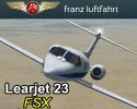 Learjet 23 for FSX
