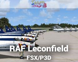 RAF Leconfield Scenery