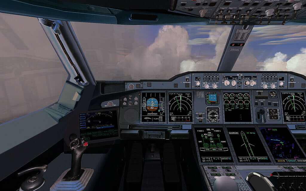 Airbus Collection With Lufthansa Repaints For Fsx Fs2004 By Afs Design
