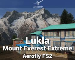 Lukla: Mount Everest Extreme Scenery for Aerofly FS 2