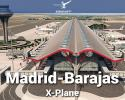 Airport Madrid-Barajas (LEMD) Scenery for X-Plane