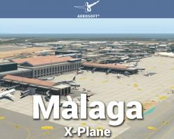 Airport Malaga Scenery for X-Plane