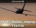 PA46T Malibu Jetprop HD Series for FSX/P3D