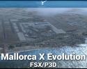 Mallorca X Evolution Scenery for FSX/P3D