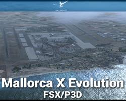 Mallorca X Evolution Scenery