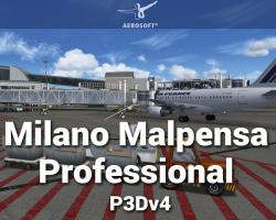 Milano Malpensa Professional Scenery for P3D