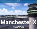 Manchester X Airport Scenery for FSX/P3D