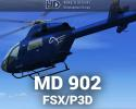 MD Helicopters MD 902 Explorer for FSX/P3D