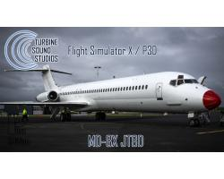 MD-8X Pilot Edition Sound Pack for FSX/P3D