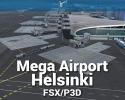 Mega Airport Helsinki Scenery for FSX/P3D