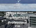 Mega Airport Frankfurt v2.0 Professional Scenery for P3D
