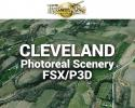 Cleveland Photoreal Scenery Ultra-Res Cities for FSX/P3D