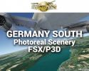 MegaSceneryEarth Germany South Photoreal Scenery for FSX/P3D