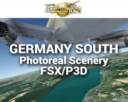 MegaSceneryEarth Germany South Photoreal Scenery