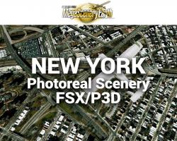 New York Photoreal Scenery Ultra-Res Cities for FSX/P3D