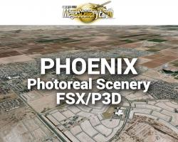 Phoenix Photoreal Scenery Ultra-Res Cities
