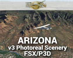 Arizona - MegaSceneryEarth V3 for FSX/P3D