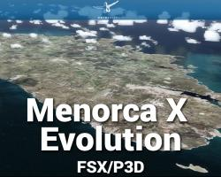 Menorca X Evolution Scenery for FSX/P3D