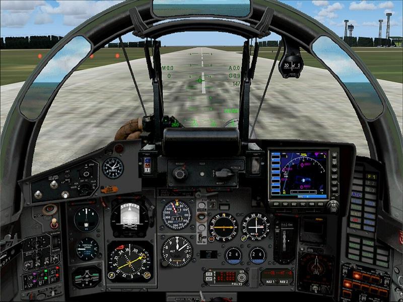 MiG-29 Fulcrum for FSX/FS2004