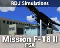 Mission F-18 II for FSX