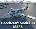 Beechcraft Model 99 Series for MSFS