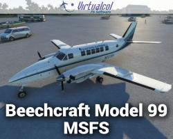 Beechcraft Model 99 Series for MSFS