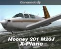Mooney 201 M20J for X-Plane