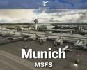 Munich Airport (EDDM) Scenery for MSFS