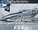 Mustang Tales: Post WWII and Navy Service