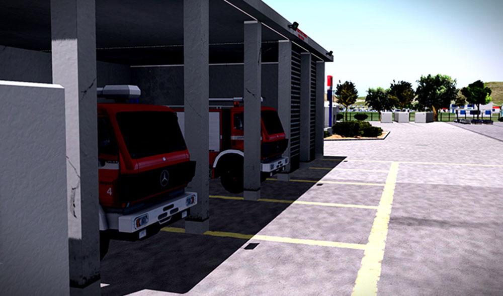 how to import terrain into train sim