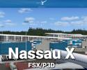 Nassau X: Bahamas International Airport Scenery for FSX/P3D