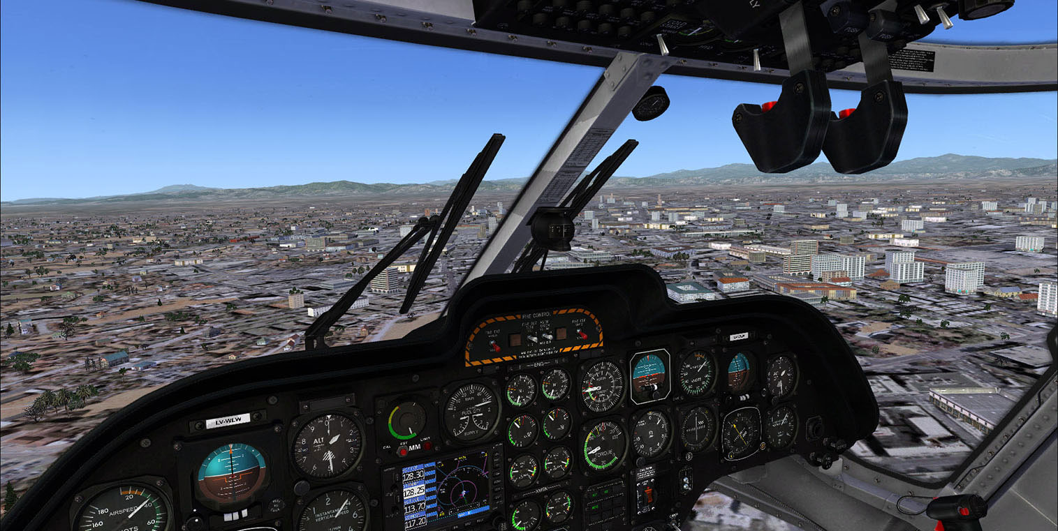 Bk117 fsx download