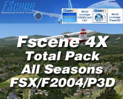 FScene 4X Total Pack (All Seasons)