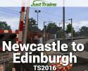 Newcastle to Edinburgh for TS2016